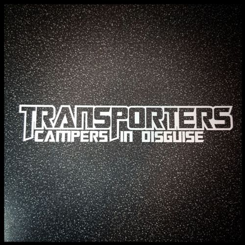 TRANSPORTERS - CAMPERS IN DISGUISE